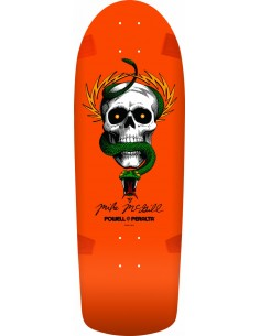 """POWELL PERALTA Deck Reissue Caballero Ban This Red 9.26"""" - Skateboard Deck"""