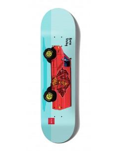 "Chocolate Bandana One Off Alvarez 8.0"" - Skateboard Deck"