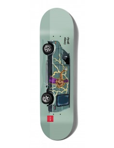 "Chocolate Vanners ALVAREZ 8.0"" - Skateboard Deck"
