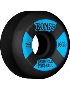 Roues Bones 100's 53mm V5