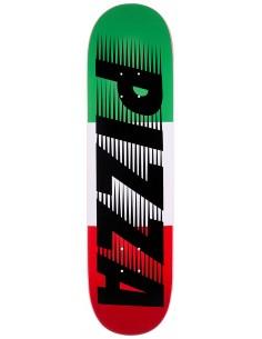 "Pizza Speedy Team 8.0"" - Plateau de skateboard"