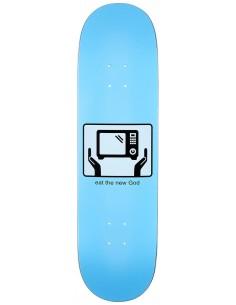 "Pizza Jesse Vieira Dis Foo 8.375"" - Skateboard Deck"