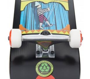 Almost Puppet Master Black 8.125'' - Skateboard complet
