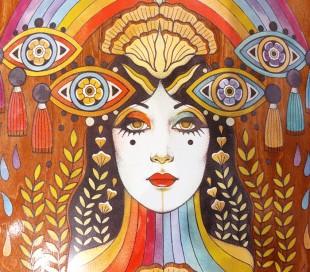 "Arbor Axis 37"" Solstice Hilary Jane - Complete Longboard"