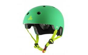 Triple Eight Brainsaver Helmet Green