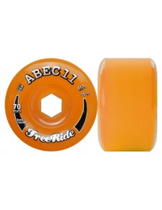 Abec 11 Freeride Amber 72 mm - 82a
