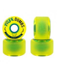 Divine Berserkers 70 mm - 80a - Longboard Wheels