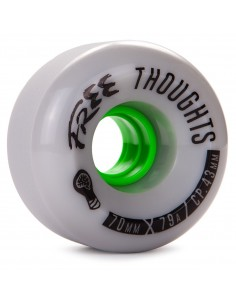 Roues Free Wheels Thoughts 65 mm - 79a