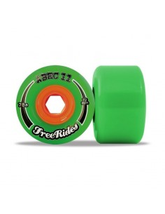 Abec 11 Freerides Classic 72 mm - Offset