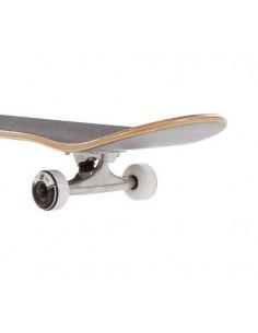 "Skateboard Globe Full 8.0"" Charcoal Chromantic"