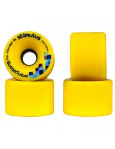 Orangatang Stimulus wheels 70 mm - 86a