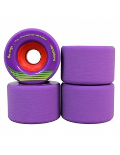 Orangatang The Cage wheels 73 mm - 83a Purple