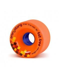 Orangatang Fat Free wheels 65 mm - 80a