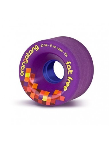 Orangatang Fat Free wheels 65 mm - 83a
