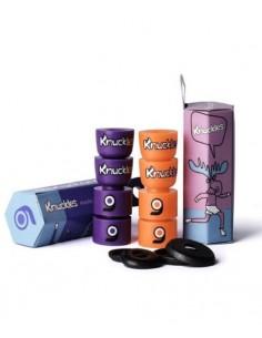 Orangatang Knuckles Bushings Purple - 90a Medium