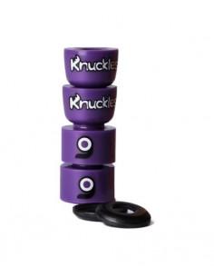 Bushings Orangatang Knuckles - Violets - 90a Medium