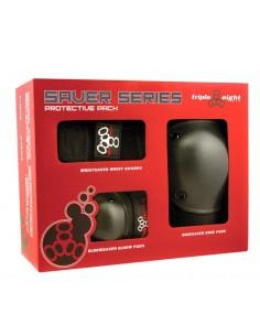 Pack de protections Saver Series Triple 8
