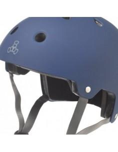 Casque Triple Eight Brainsaver Bleu