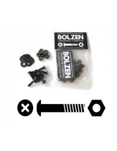 """Visserie 1"""" - 25 mm - Tête arrondie - Bolzen"""