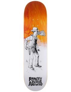 "Antihero How the West Raney 8.25"" - Skateboard Deck"