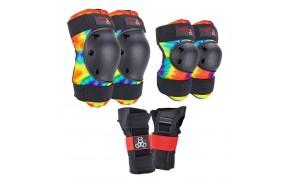 Protection Pack Saver Series Triple 8 Tie Dye