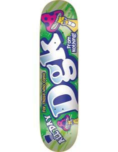 """DGK Laffy Multi 8.25"""" - Skateboard Deck"""