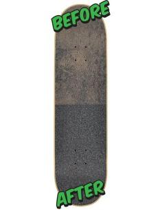 Grip Thrasher Plaque Mob Gonz - Grip de skateboard