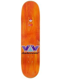 """Darkroom Como La Cigarra Multi 8.0"""" - Skateboard Deck"""