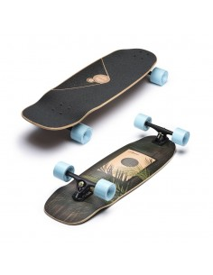 """Loaded Omakase 33.5"""" Palm Grip and Rip - Longboard complet"""
