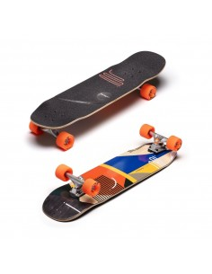 """Loaded Omakase 33.5"""" Palm Grip and Rip - Complete longboard"""
