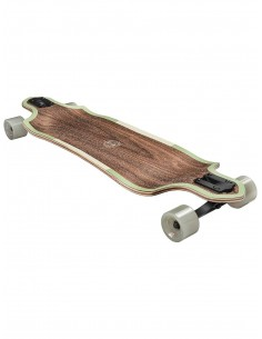 """Longboard Globe Geminon Micro Drop 37.5"""" Walnut"""