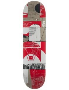 "Chocolate Bandana One Off Alvarez 8.25"" - Skateboard Deck"
