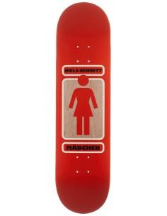 """Girl 93 TIL WR40D3 Bennett 8.25"""" - Skateboard Deck"""