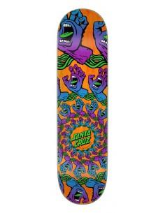 "Santa Cruz Floral Decay Hand 8.25"" - Skateboard Deck"