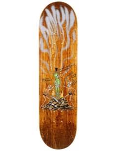 """Baker Wizardry JF 8.125"""" - Skateboard Deck"""