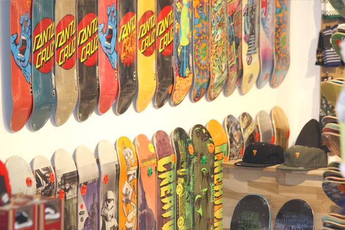 Magasin OUTSIDE Aix - Longskate Boardshop